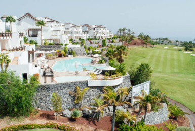 luxus Abama Golf Teneriffa