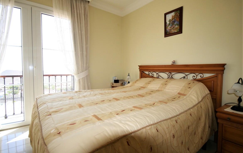 chalet chayofa dormitorio
