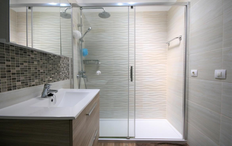 baño chalet chayofa