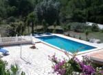 Villa San Josep de Sa Talaia piscina