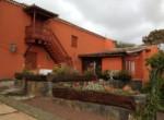 Casa Rural von Gartenseite 2