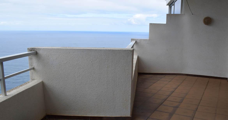 appartement te koop met prachtig uitzicht direct aan zee La Matanza