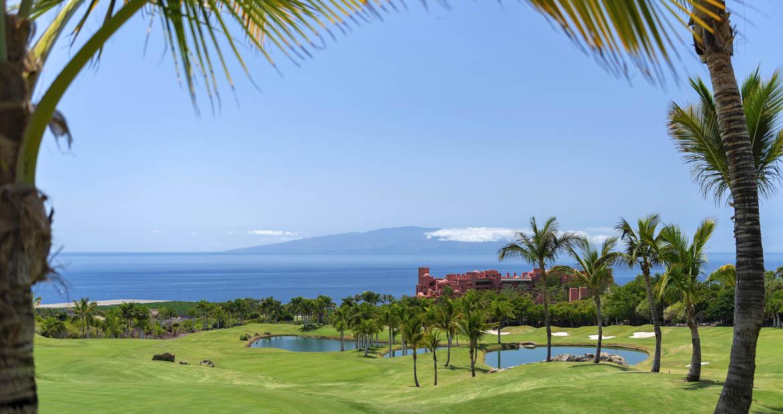 living at the golfcourt Abama