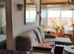 CG - schöne 1 Schlafzimmer Wohnung mit Meerblick
